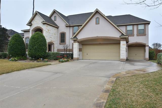 15706 Blanco Trails Lane, Cypress, TX 77429 (MLS #95104642) :: Connect Realty