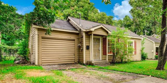 1201 E 23rd Street, Houston, TX 77009 (MLS #9510536) :: Texas Home Shop Realty