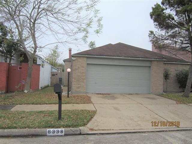 6338 Gladewell Dr Drive, Houston, TX 77072 (MLS #95116236) :: The Jennifer Wauhob Team