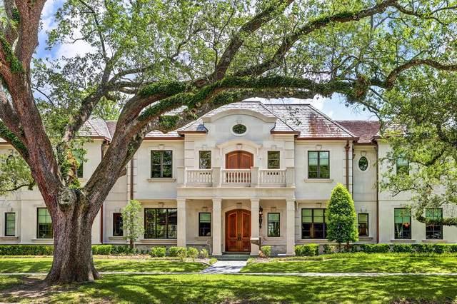3219 University Boulevard, Houston, TX 77005 (MLS #95121413) :: Caskey Realty