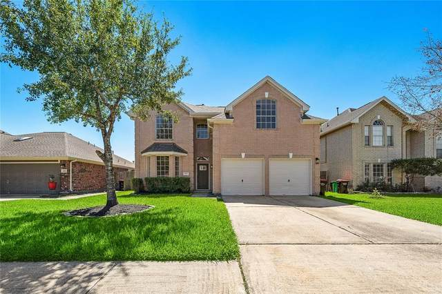 1415 Yeldell Court, Fresno, TX 77545 (MLS #95127420) :: Connect Realty
