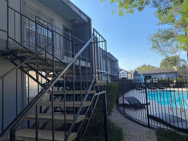 6202 Skyline Drive #20, Houston, TX 77057 (MLS #95130987) :: The Home Branch