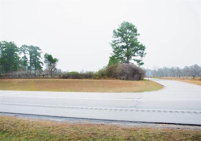 Lot 1 Highway 105 E, Navasota, TX 77868 (MLS #95135836) :: My BCS Home Real Estate Group