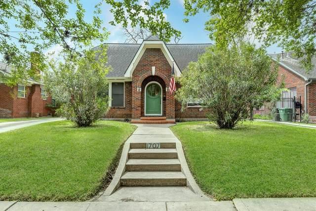 1707 Harold Street, Houston, TX 77098 (MLS #95138240) :: Christy Buck Team