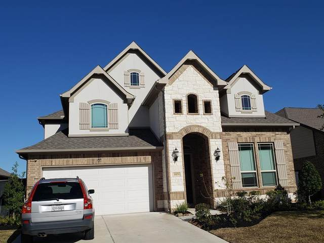 4406 Wyatt Roland Way, Richmond, TX 77406 (MLS #9514850) :: The Property Guys