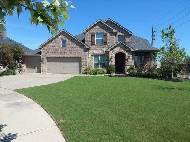 522 Summer Oaks Court, Rosenberg, TX 77469 (MLS #95156005) :: The Sansone Group