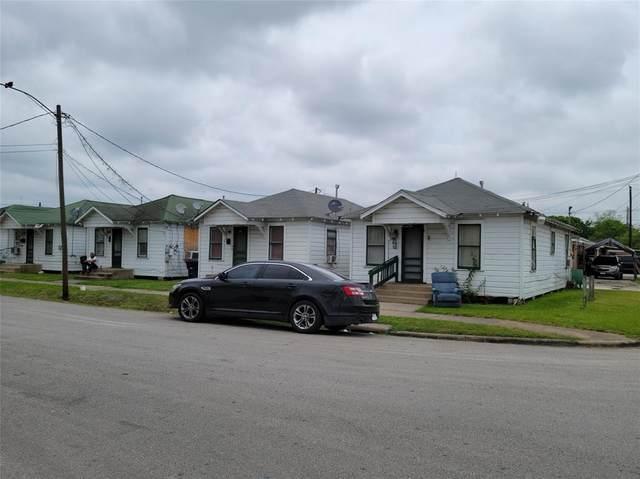 3002 Chapman Street, Houston, TX 77009 (MLS #95159541) :: Michele Harmon Team