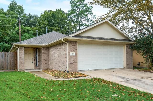 24411 Strong Pine Drive, Houston, TX 77336 (MLS #95164199) :: The SOLD by George Team