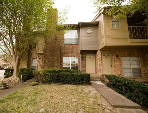 1515 Sandy Springs Road #1702, Houston, TX 77042 (MLS #95169375) :: The Queen Team