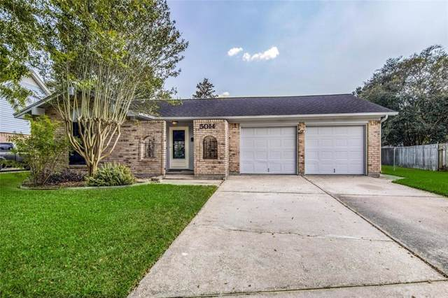 5014 Groveton Lane, Pearland, TX 77584 (MLS #95184408) :: The Parodi Team at Realty Associates
