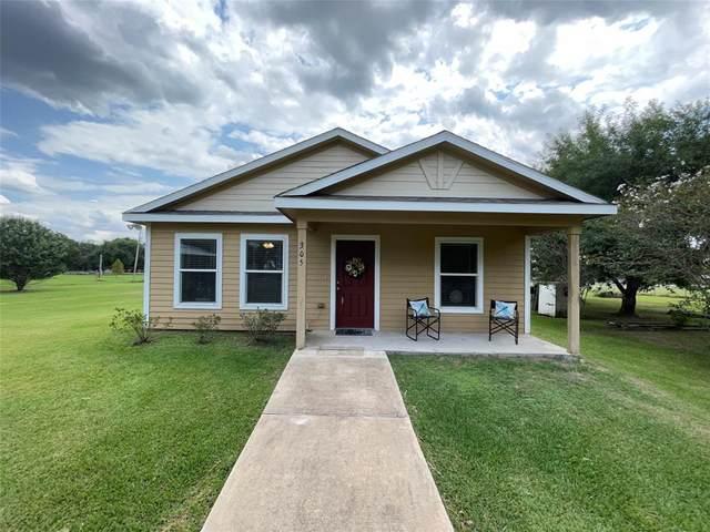 305 Winding Way N, Bay City, TX 77414 (MLS #95187983) :: The Property Guys