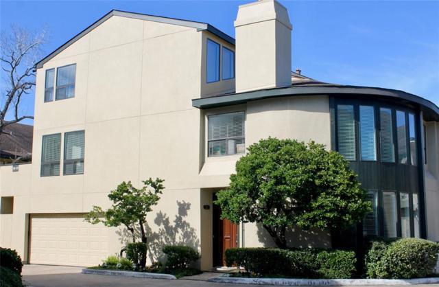 1116 Bering Drive #21, Houston, TX 77057 (MLS #95191883) :: Texas Home Shop Realty