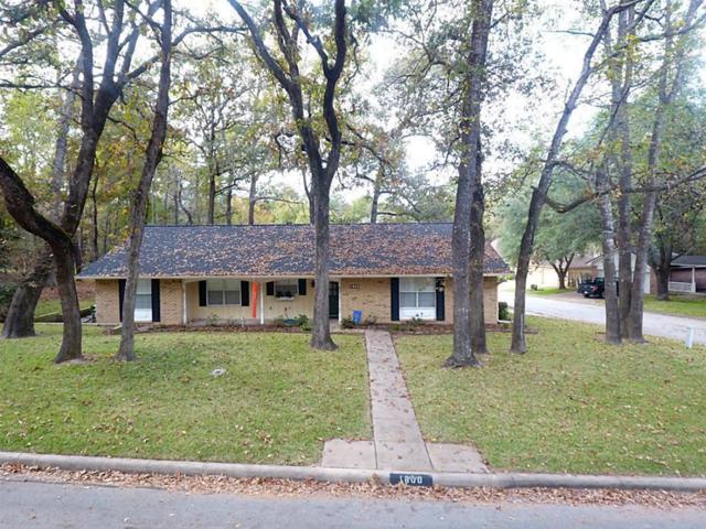 1800 E Lake Drive, Huntsville, TX 77340 (MLS #95213689) :: Mari Realty