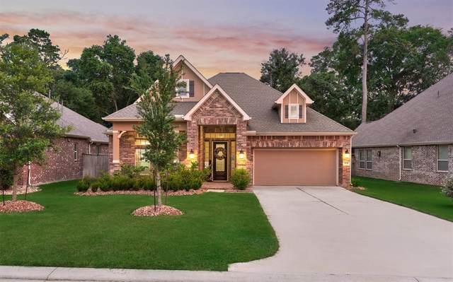 3529 Falcon Way, Conroe, TX 77304 (MLS #95214322) :: The SOLD by George Team