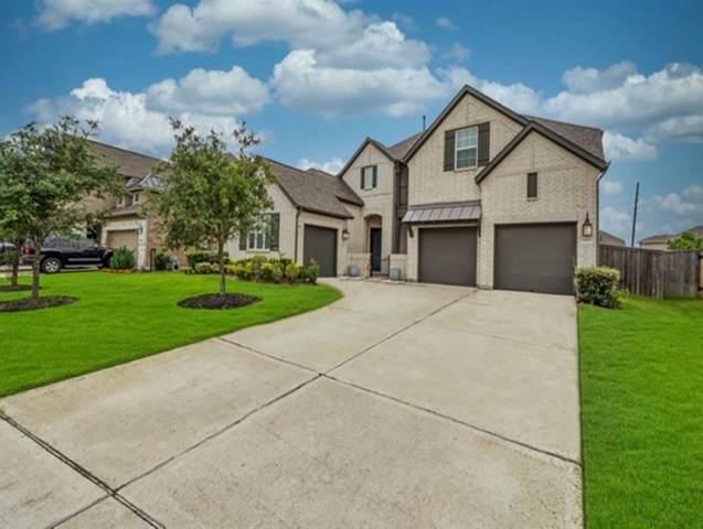 11807 Arroyo Springs Lane, Pearland, TX 77584 (MLS #95214726) :: The SOLD by George Team