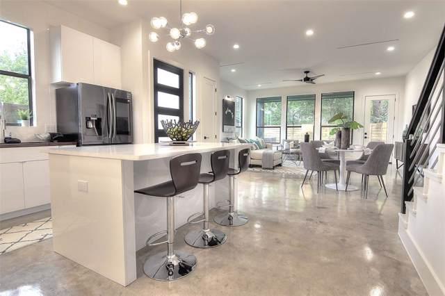 1416 Laird Street, Houston, TX 77008 (MLS #95217444) :: Phyllis Foster Real Estate
