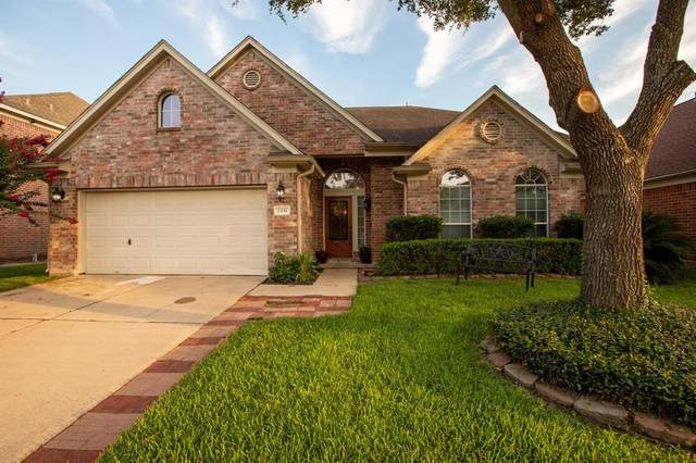 23711 Prince Lawrence Court, Katy, TX 77493 (MLS #95219747) :: My BCS Home Real Estate Group