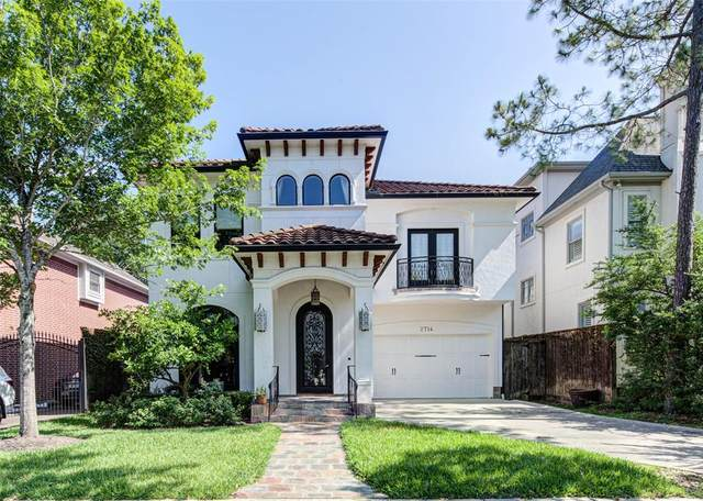 2714 Werlein Avenue, West University Place, TX 77005 (MLS #95224887) :: The Property Guys