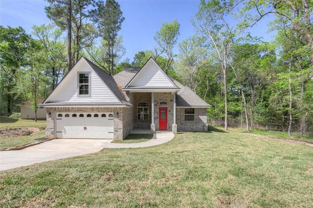 1904 Green Way Drive, Huntsville, TX 77340 (MLS #95226380) :: Ellison Real Estate Team