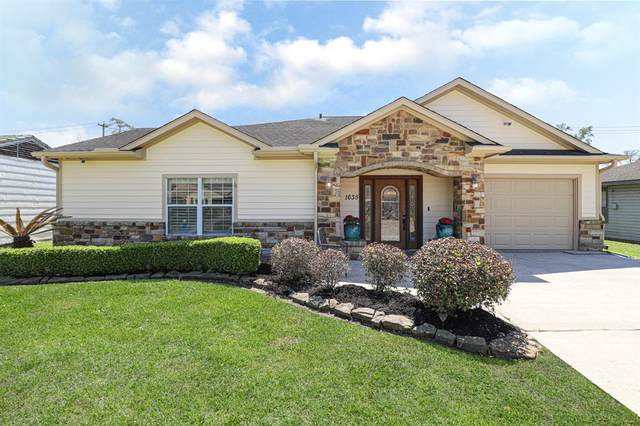1635 Woodcrest Drive, Houston, TX 77018 (#95247327) :: ORO Realty