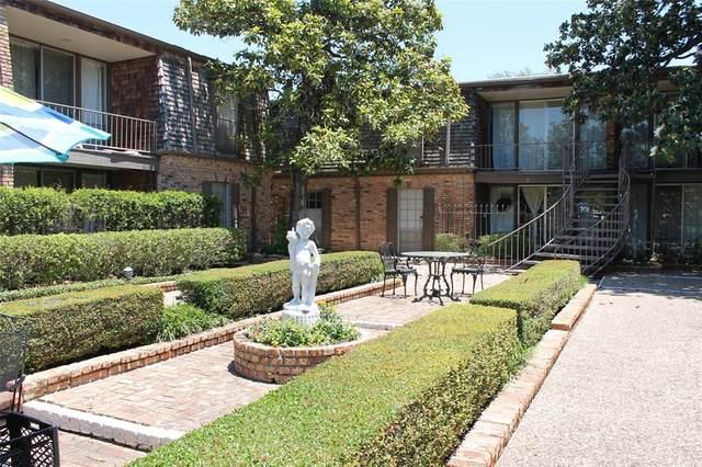 5353 Institute Lane D1, Houston, TX 77005 (MLS #95249124) :: Michele Harmon Team