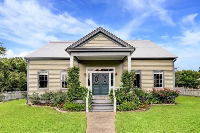 8508 Coles Road, Brenham, TX 77833 (MLS #95251048) :: The Home Branch
