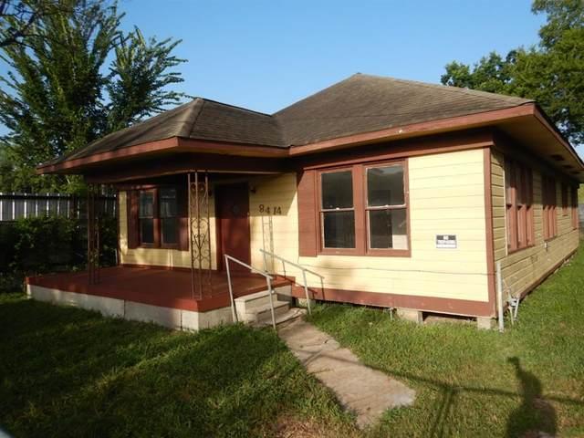 8414 Bassett Street, Houston, TX 77051 (MLS #9525588) :: Michele Harmon Team