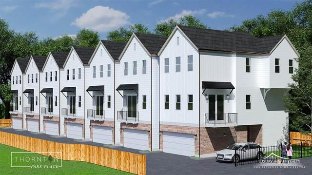 920 Thornton Road D, Houston, TX 77018 (MLS #95279972) :: My BCS Home Real Estate Group