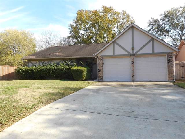 2226 Whiteback Drive, Houston, TX 77084 (MLS #95285696) :: Guevara Backman