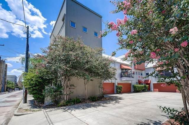 730 Andrews Street, Houston, TX 77019 (MLS #95333464) :: Caskey Realty