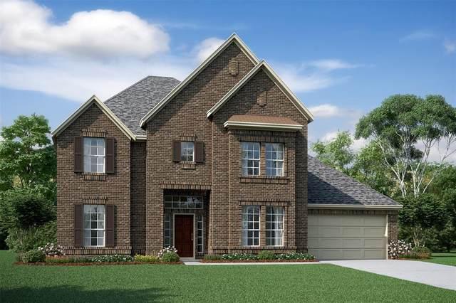 11727 Autumn Leaf Drive, Mont Belvieu, TX 77535 (MLS #95342314) :: The Home Branch