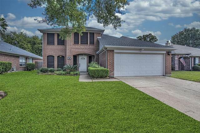 18818 Timbers Trace Drive, Humble, TX 77346 (MLS #95343010) :: My BCS Home Real Estate Group