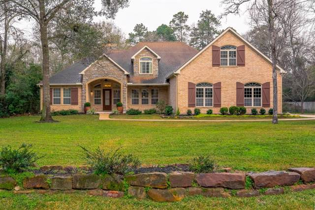 4011 Amberlee Court, Spring, TX 77386 (MLS #95345687) :: Giorgi Real Estate Group