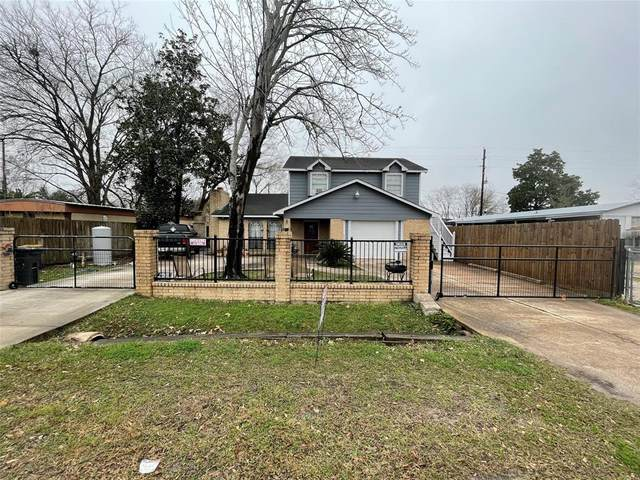 9226 Shoal Creek Drive, Houston, TX 77064 (MLS #95349249) :: The SOLD by George Team