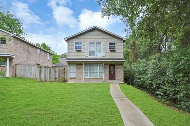 4021 Magnolia Drive, Conroe, TX 77302 (MLS #95363495) :: Keller Williams Realty