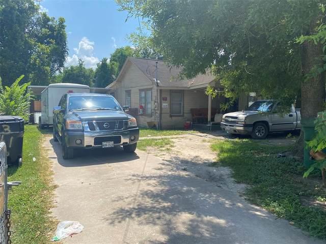 3416 E Lockwood Drive, Houston, TX 77026 (MLS #95365897) :: The Bly Team