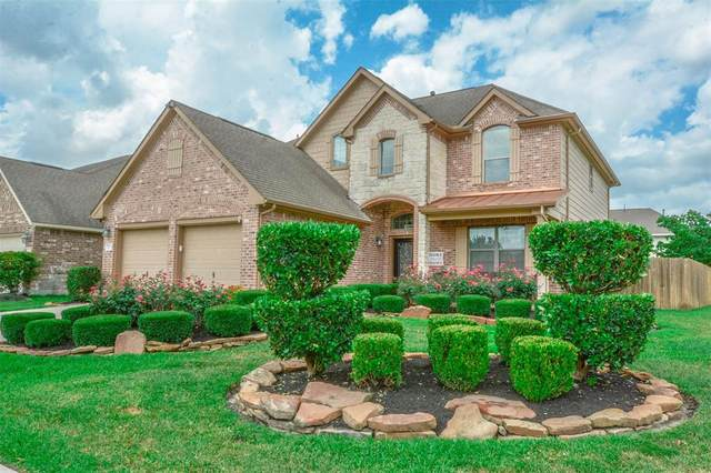 9731 Layton Ridge Drive, Humble, TX 77396 (MLS #95369491) :: The SOLD by George Team