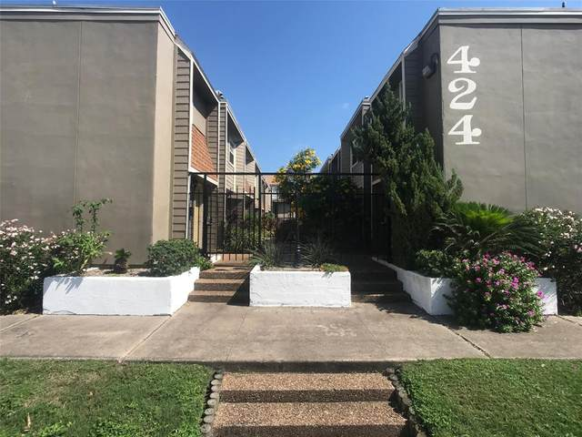 424 15th Street #105, Galveston, TX 77550 (MLS #95378301) :: Guevara Backman