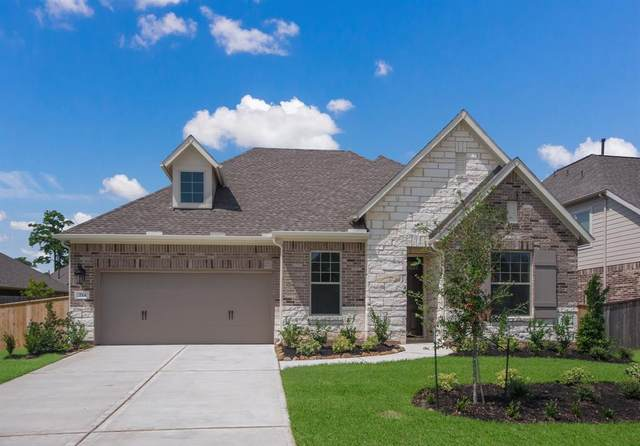 214 Painted Trillium Drive, Conroe, TX 77304 (MLS #95379335) :: Area Pro Group Real Estate, LLC