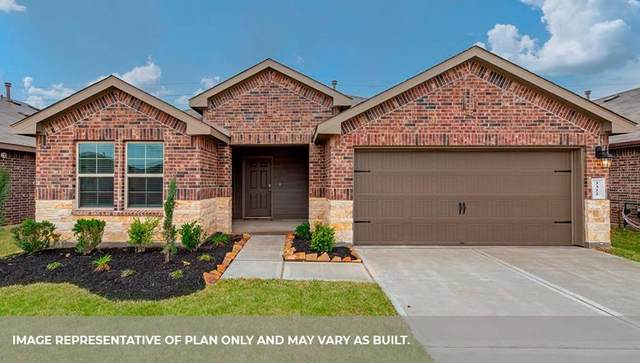 11021 33rd Avenue North, Texas City, TX 77591 (MLS #95380058) :: Rose Above Realty