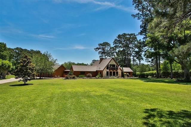 33542 Wright Road, Magnolia, TX 77355 (MLS #95391884) :: Green Residential
