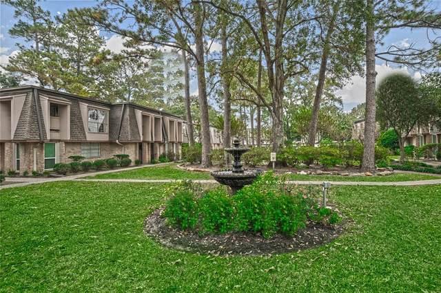 12633 Memorial Drive #43, Houston, TX 77024 (MLS #95401432) :: Lerner Realty Solutions