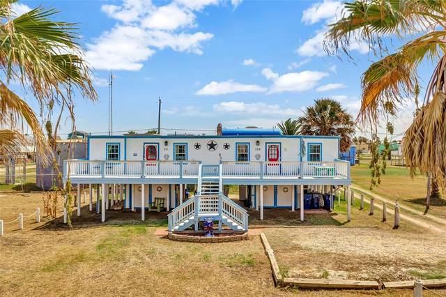 309 & 311 Fort Velasco Drive, Surfside Beach, TX 77541 (MLS #95403427) :: Green Residential