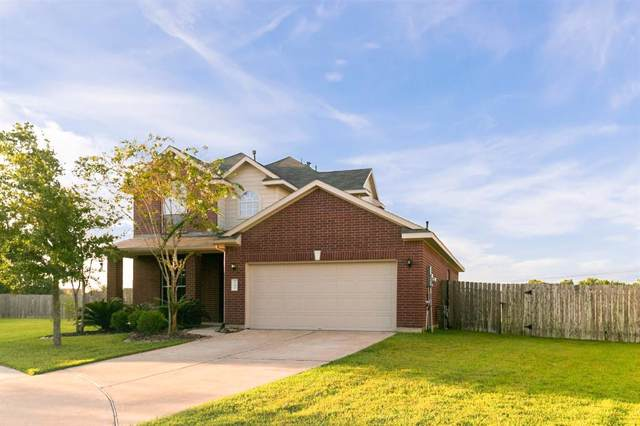 7204 Valentine Lane, Pearland, TX 77584 (MLS #95419839) :: The Heyl Group at Keller Williams
