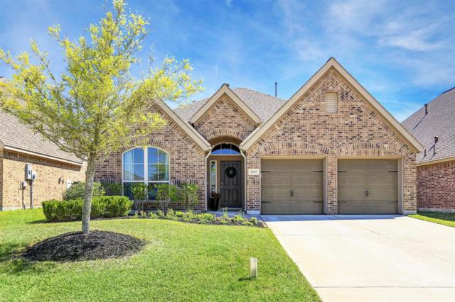 2985 Woodson Terrace Lane, Pearland, TX 77584 (MLS #95426399) :: The Queen Team