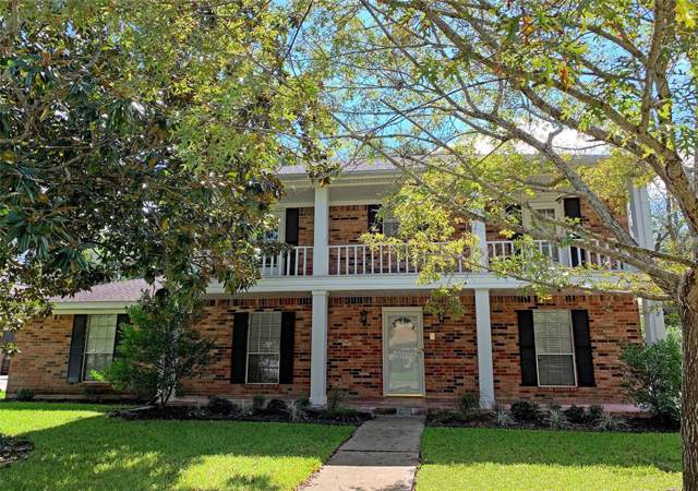 106 Buttercup Street, Lake Jackson, TX 77566 (MLS #95430687) :: The SOLD by George Team
