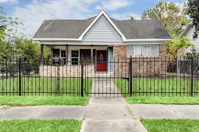 5201 Lindsay Street, Houston, TX 77023 (MLS #95432895) :: Lisa Marie Group   RE/MAX Grand
