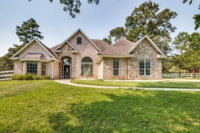 345 Ridgelake Scenic Drive, Montgomery, TX 77316 (MLS #95433992) :: Ellison Real Estate Team