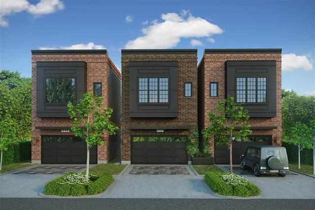936 Alexander Street, Houston, TX 77008 (MLS #95440458) :: The Home Branch