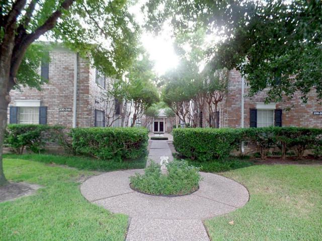 7900 Westheimer Road #247, Houston, TX 77063 (MLS #95444492) :: The Bly Team